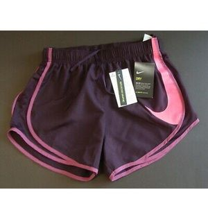 NIKE DRY FIT TEMPO RUNNING SHORTS